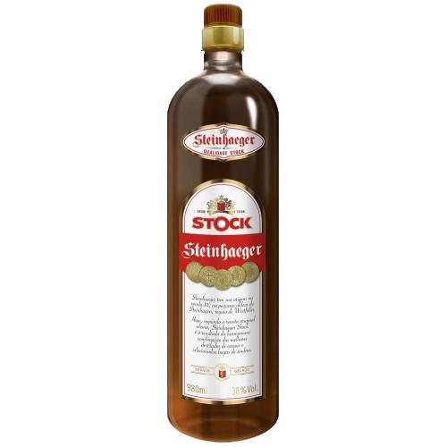 LICOR STOCK STEINHAEGER 980ML