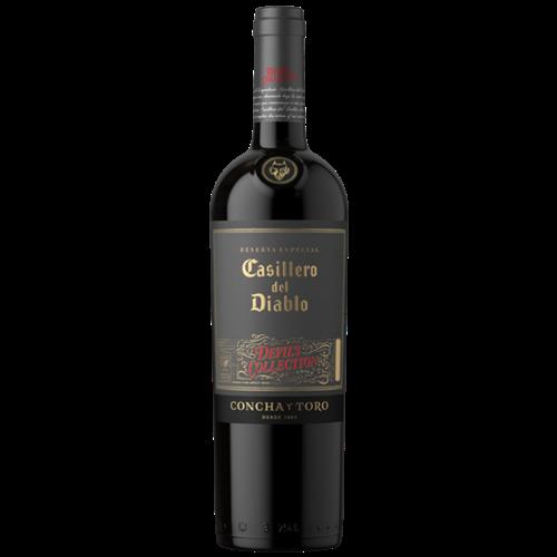 VINHO CASILLERO DEVILS COLLEC RED  750ML