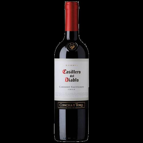 VINHO CASILLERO DIABLO CAB SAUV 750ML
