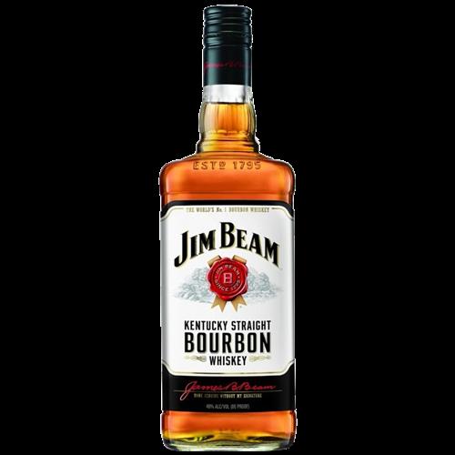 WHISKEY JIM BEAM WHITE 1LT