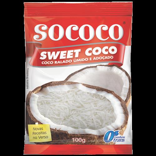 SWEET FLOCO SOCOCO 100G