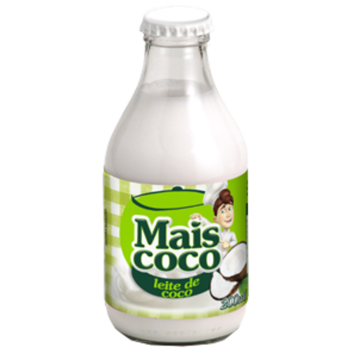 LEITE DE COCO MAIS COCO VD 200ML