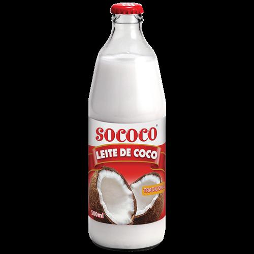 LEITE DE COCO SOCOCO VD 500ML