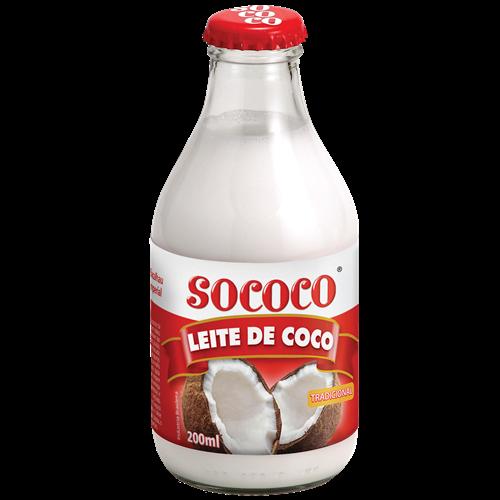 LEITE DE COCO SOCOCO VD 200ML