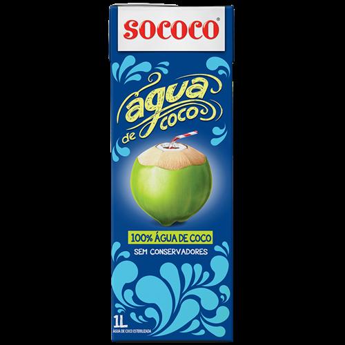 AGUA DE COCO SOCOCO TP 1LT