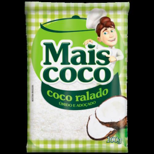 COCO RALADO MAIS COCO 100G