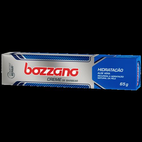 CREME DE BARBEAR BOZZANO ALOE VERA 65G