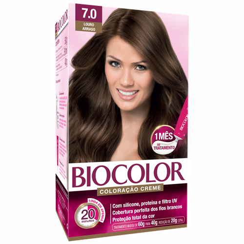 BIOCOLOR KIT LOURO ARRASO 7.0